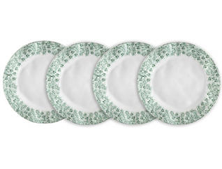 Yuletide Dinner Plate Set of 4, , large