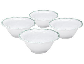 Yuletide Cereal Bowl Set of 4, , large