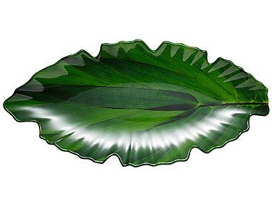 Zen Green Large Platter, , large