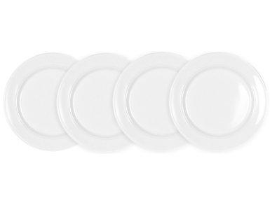 Diamond Salad Plate  Set of 4, , large