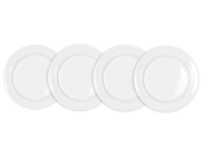Diamond Dinner Plate  Set of 4, , large