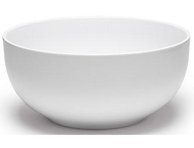 "Diamond 10"" Round Serving Bowl, , large"