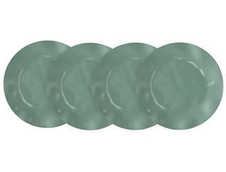 Ruffle Salad Plate Set of 4, , large