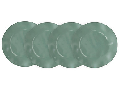 Ruffle Salad Plate Set of 4, , large