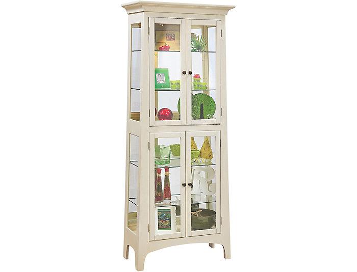 Lancaster Curio Cabinet, , large