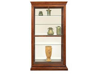 Picture Frame Curio, Oak, , large
