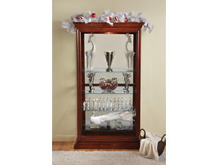 Picture Frame Cherry Curio, , large