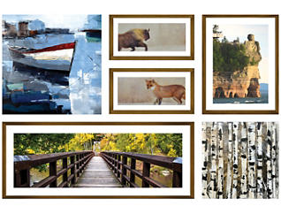 Michigan Places Collage, , large
