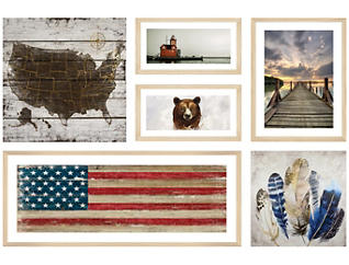 The All American Collage, , large