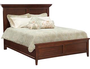 Abbott Queen Panel Bed, , large