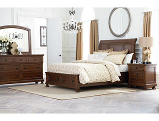 Glendale King Storage Bed, , large