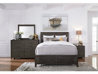 Woodland Park King 3 Piece Bedroom Set, , large