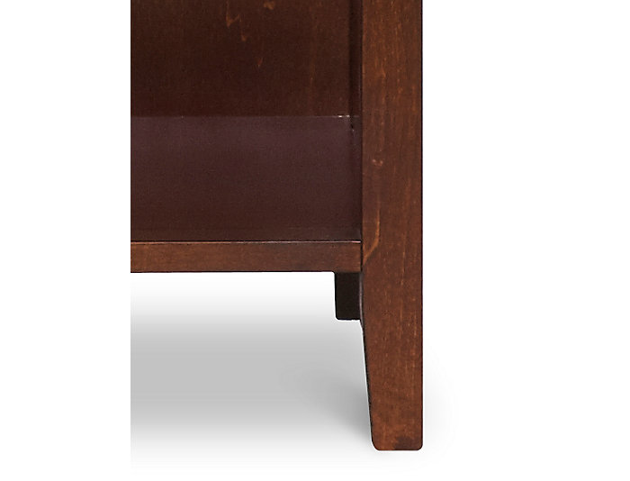 Abbott 1 Drawer Nightstand, , large