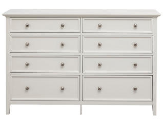 Abbott White 8Dr Dresser, , large