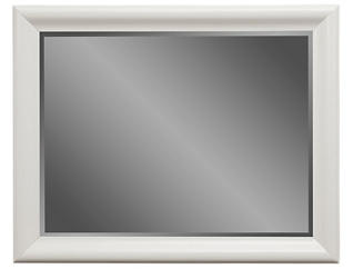 Abbott White Mirror, , large