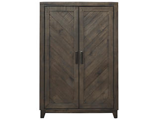 Woodland Pk 2Door-4Dr Chest, , large