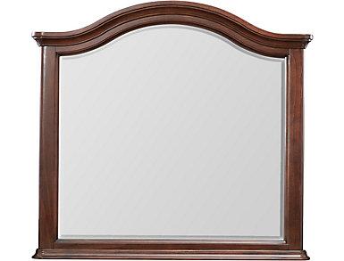 Rochelle II Cherry Mirror, , large