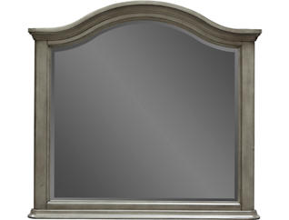 Rochelle II Grey Mirror, , large