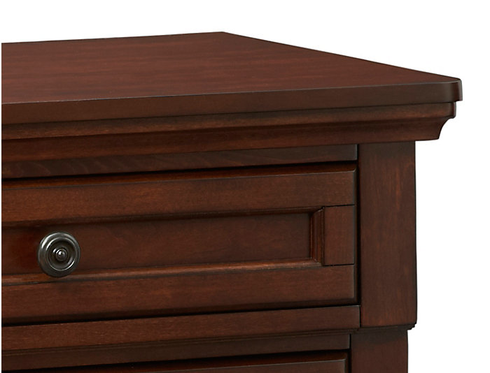 Glendale 3Dr Nightstand, , large