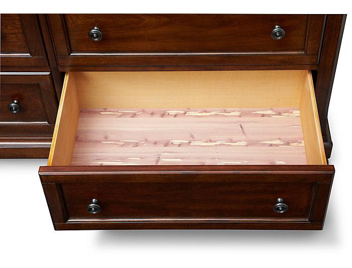 Glendale 7 Drawer Dresser, , Large