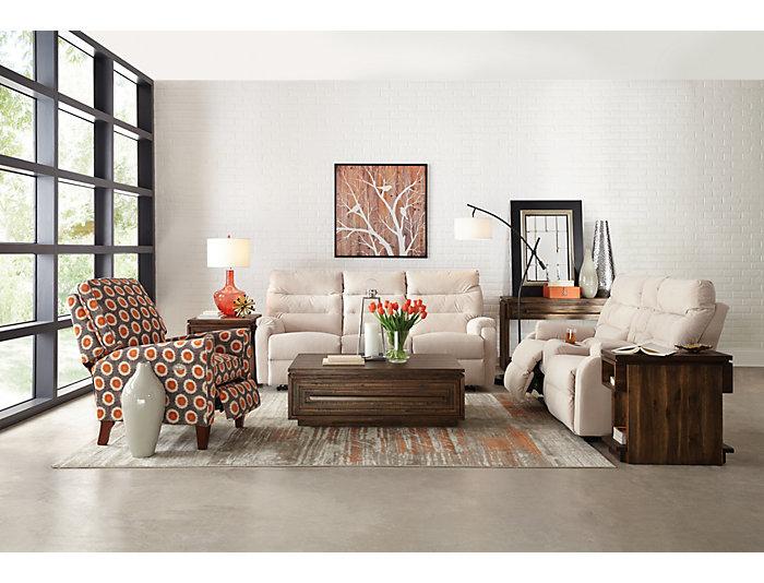Modern Gathering Sofa Table, , large