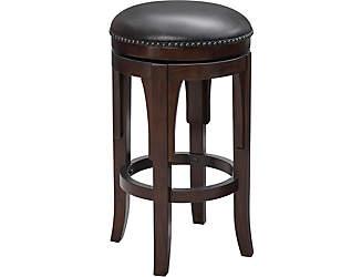 arcadia bar stool oak