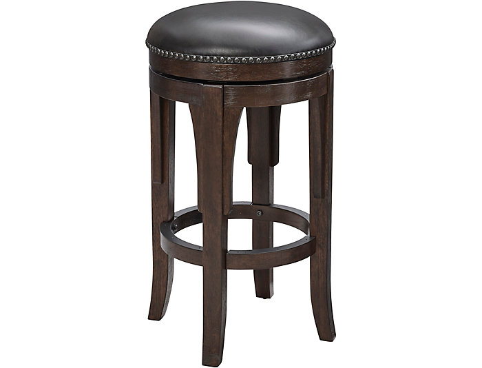 Arcadia Bar Stool - Cherry, , large