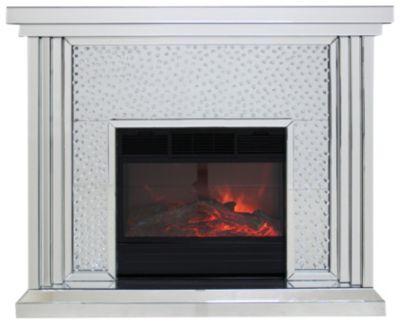 Krsytal Collection Fireplaces Accessories Art Van Furniture