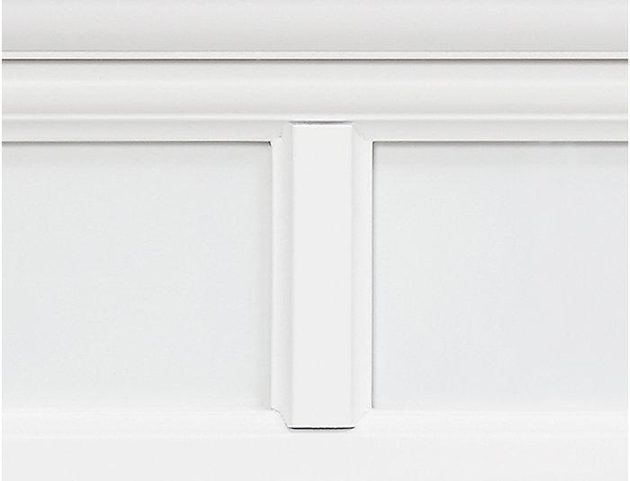 Nightstand Back Panel, , large