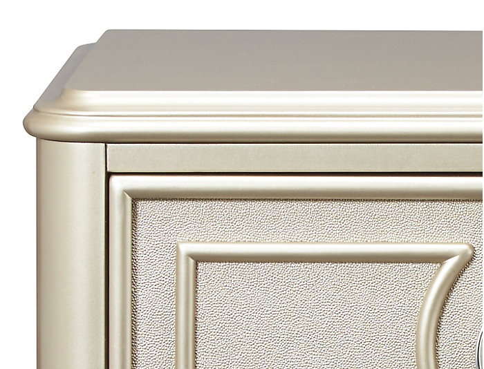 Dynasty 2 Drawer Nightstand, , large