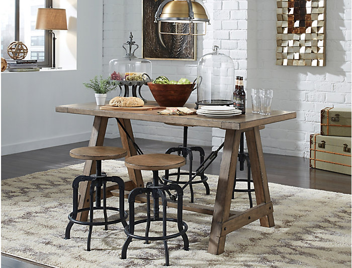 Small Dining Table / Desk, , large