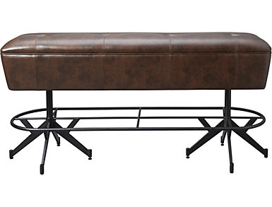 Furniture City Brew Ale House Bar Bench, , large