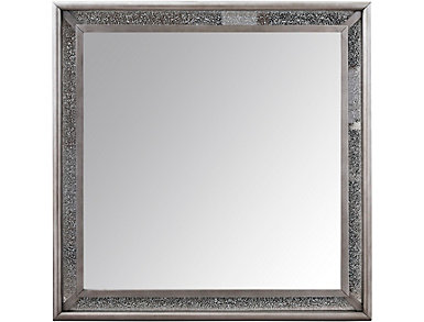 Posh Lighted Mirror, , large