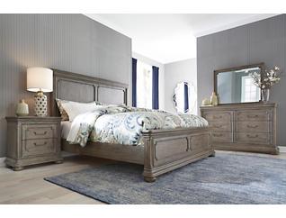 LaSalle 6 Drawer Dresser, , large