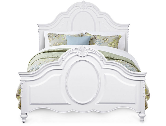 Sweetheart Full Panel Bed, , large