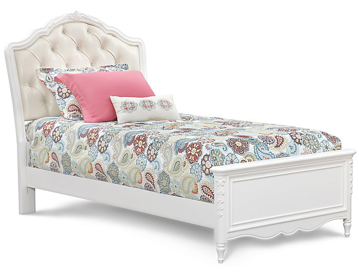 9a95e77f87f5 Sweetheart Twin Upholstered Bed