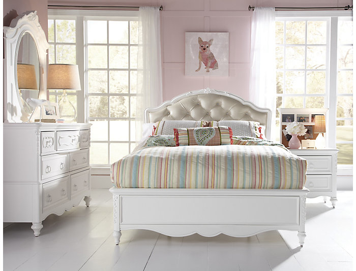 Sweetheart Twin Uph. Bed, , large