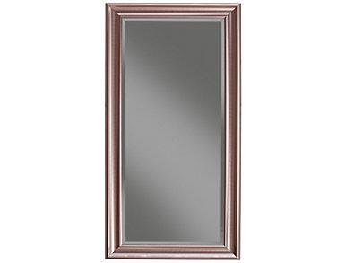 Fresno Rose Leaning Mirror, , large