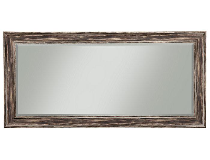 Marin Black Leaning Mirror, , large