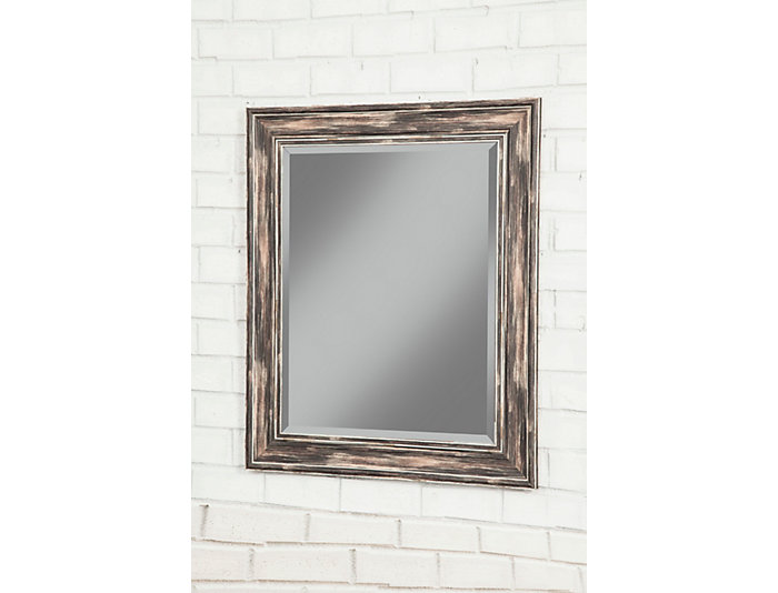 Sutter Black Wall Mirror, , large