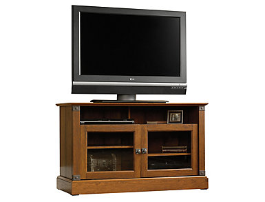 carson forge panel tv stand large - Entertainment Centers Tv Stands