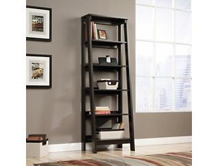 Trestle Mocha Bookcase, , large