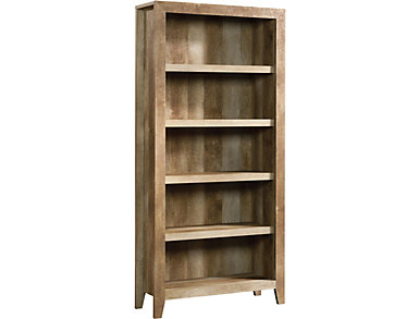 Dakota Pass 5-Shelf Bookcase, , large