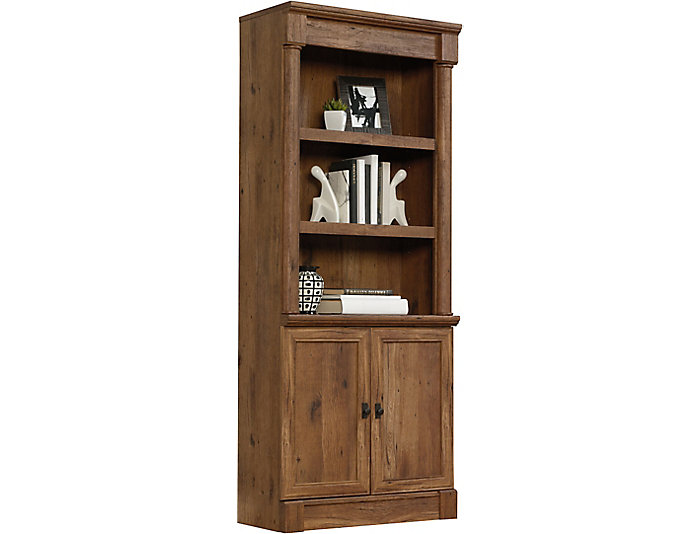Vine Crest Library with Doors, , large