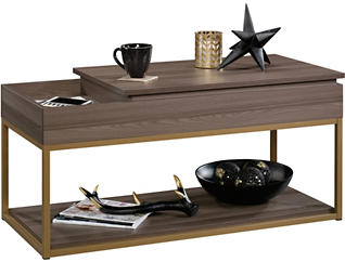 Luxe Lift Top Coffee Table, , large