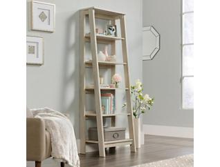 Trestle Cream Bookcase, , large