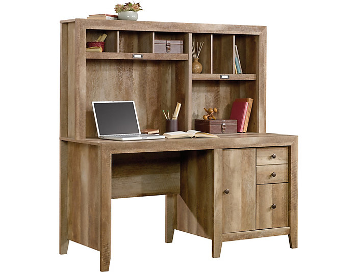 Dakota Computer Desk, , large