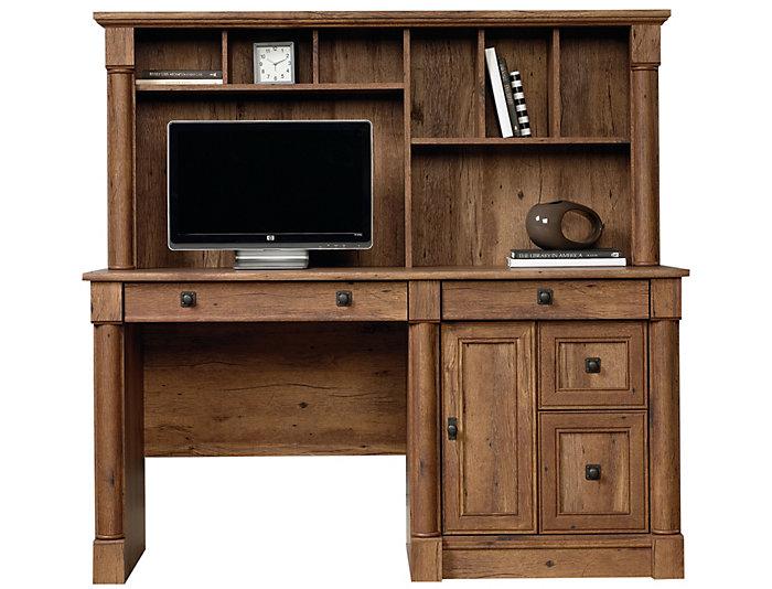 Vine Crest Desk with Hutch, , large
