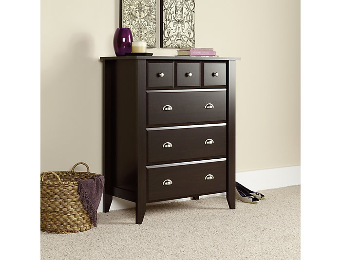 Shoal Creek 4-Drawer Chest, , large