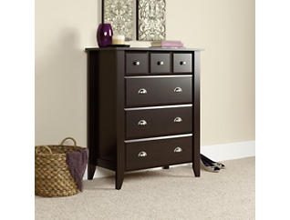 Shoal Creek 4 Drawer Chest, , large
